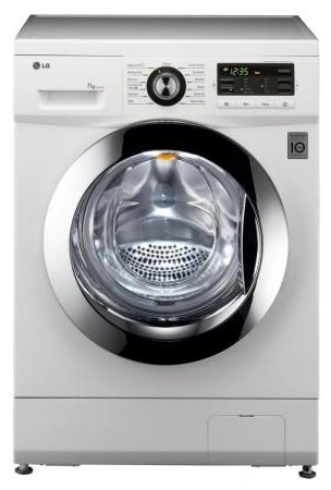 Washing Machine LG F-1096ND3, Photo  Characteristics