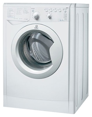 Washing Machine Indesit IWUB 4085, Photo  Characteristics